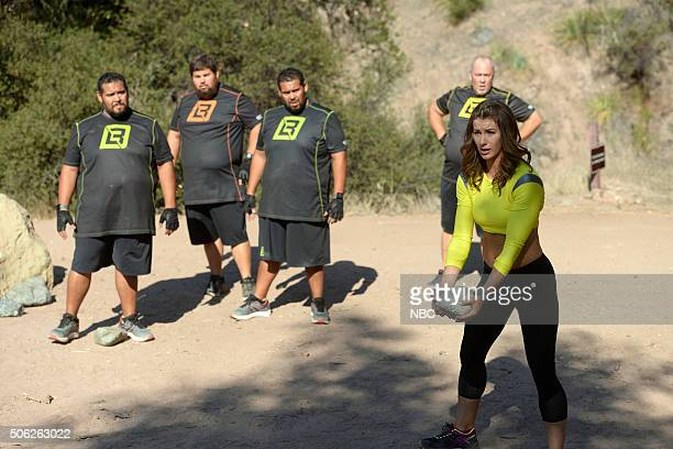 LOSER 'Hooked On Tronics' Episode 1704 Pictured Roberto Hernandez Colby Wright Luis Hernandez Robert Kidney Jen Widerstrom
