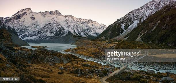 Hooker Track Panorama, Mount Cook National Park