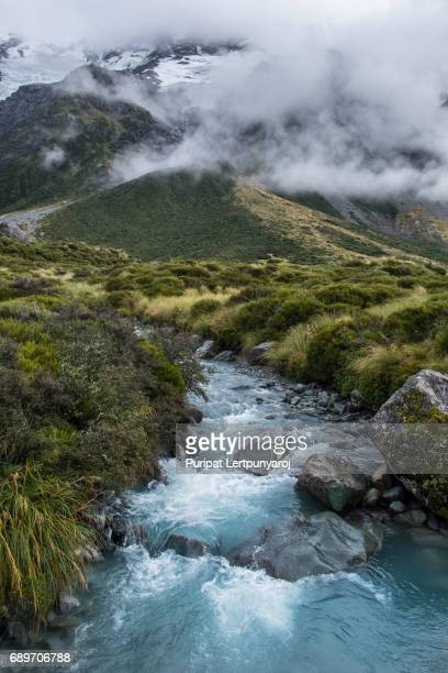 Hooker Valley Track, New Zealand