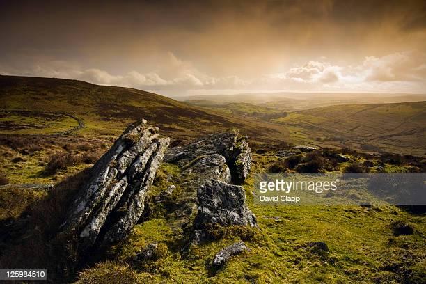 Hookney Tor, Dartmoor, Devon, England