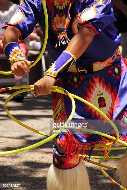 Hoop Dancer Indian