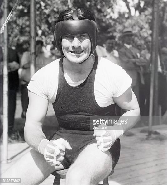 1920s Boxing Jack Dempsey – Jerusalem House