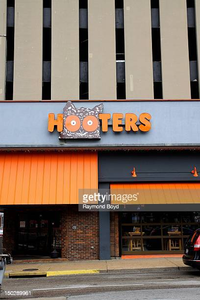 Hooters in St Louis Missouri on AUGUST 04 2012