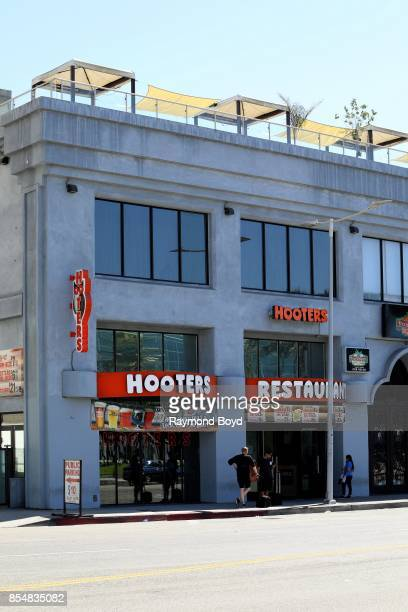 Hooters Restaurant in Los Angeles California on September 11 2017