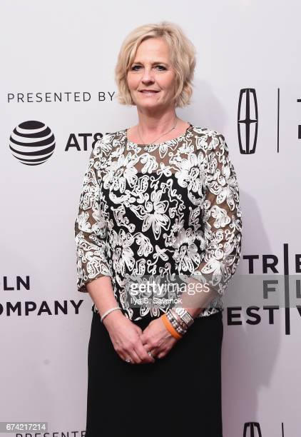 Hope and Healing After an Addiction Death cofounder Gail Cole attends the 'Warning This Drug May Kill You' Premiere during the 2017 Tribeca Film...