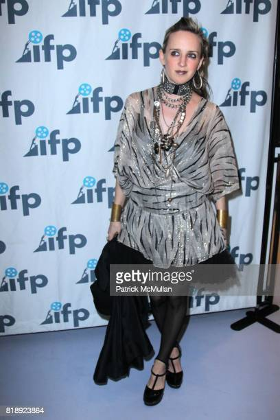 Hope Atherton attends INDEPENDENT FILMMAKER PROJECT Spring Gala at DVF Studio on May 5 2010 in New York City