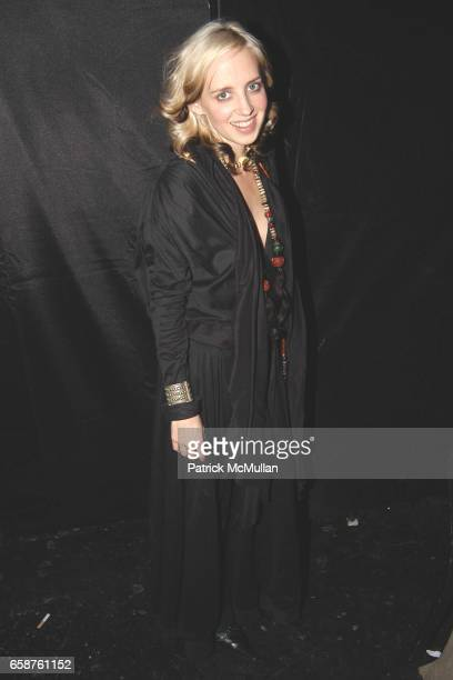 Hope Atherton attends RED Valentino Fall 2004 Collection Partyheld at LOT 61 on February 4 2004 in New York City