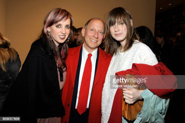 Hope Atherton Knight Landesman and attend TERENCE KOH JEFF KOONS MIKE KELLEY Exhibit Opening at Mary Boone Gallery on April 4 2009 in New York City