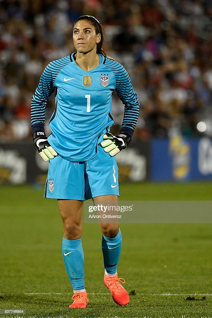 Hope Solo   Getty Images