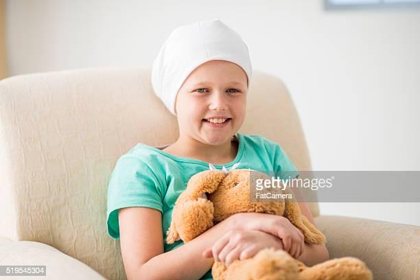 Hopeful Cancer Patient