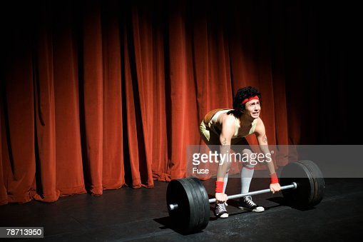 Hoping for Strength : Stock Photo