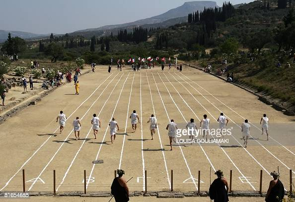The stadium of nemea the ancient olympic site of extravagance and prestige