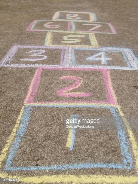 Hopscotch board 4