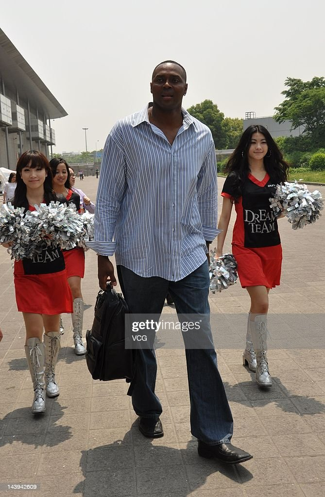 Horace Grant Visits Shanghai