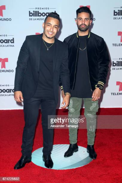 Horas attend the Billboard Latin Music Awards at Watsco Center on April 27 2017 in Coral Gables Florida