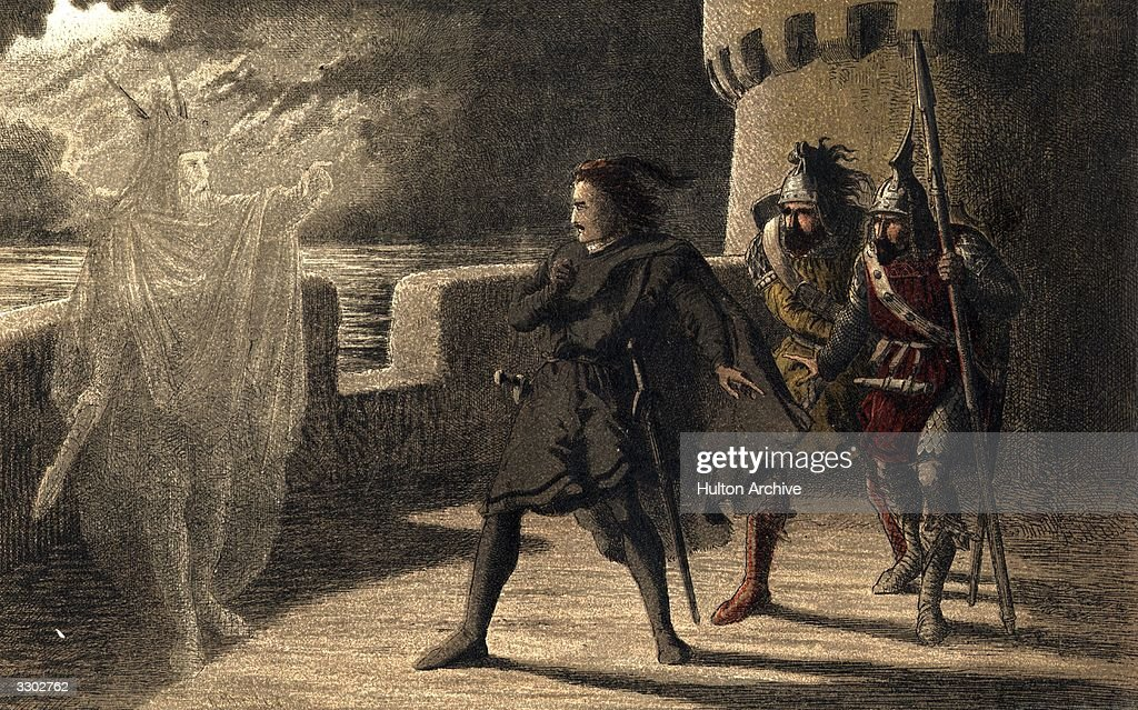 the ghost of king hamlet Start studying hamlet act i learn vocabulary, terms, and more with flashcards, games, and other study tools search  bernardo saw the ghost of king hamlet.