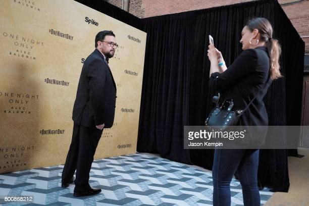 Horatio Sanz attends 'Spike's One Night Only Alec Baldwin' at The Apollo Theater on June 25 2017 in New York City