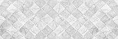 horizontal elegant white ceramic tile texture for pattern and background.