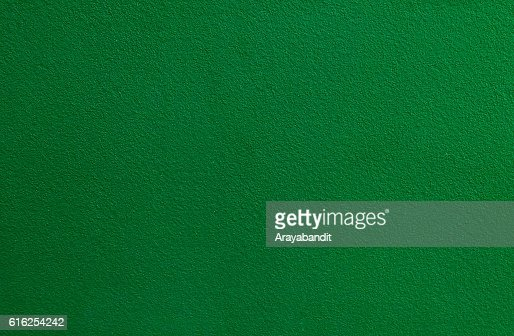 Horizontal Textura de estuco pared fondo verde oliva : Foto de stock