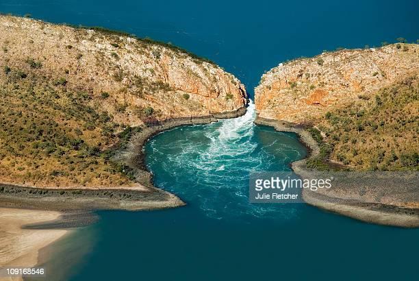Horizontal Waterfall Kimberley WA