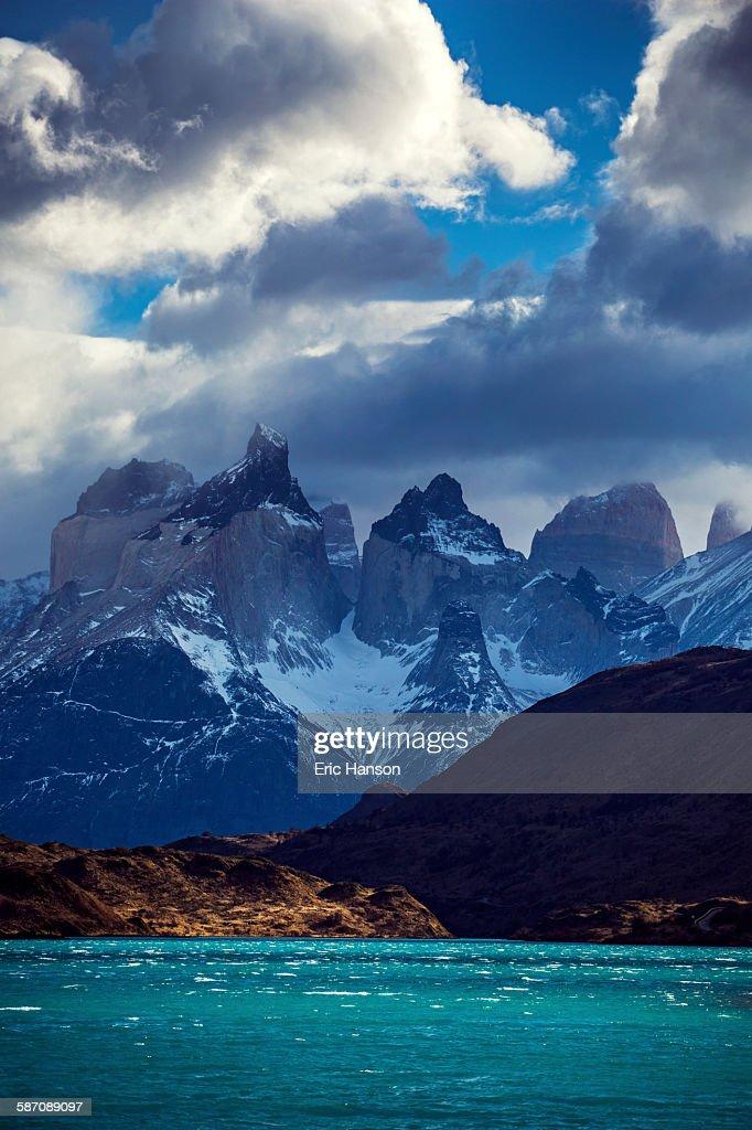 Horns of Torres del Paine National Park