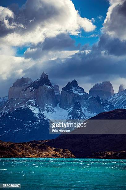 Horns of Torres del Paine National Park
