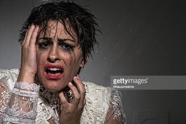 Horrified Bride