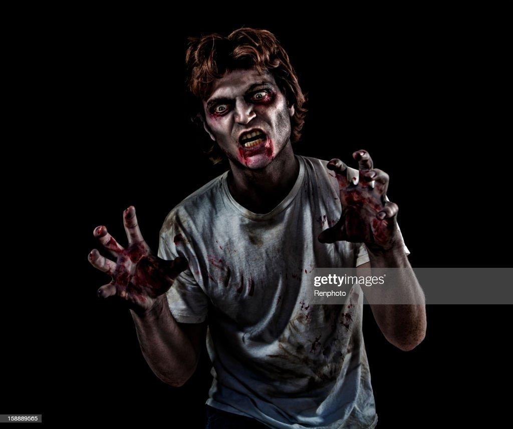 Horror Zombie Series : Stock Photo