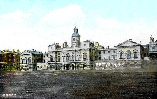Horse Guards Parade London 20th Century The parade ground was used during the medieval period as a tiltyard A spectacular tournament was staged here...
