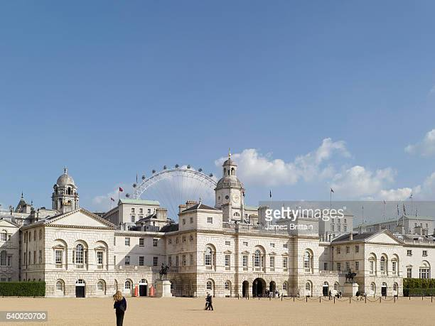 Horse Guards Parade, London, United Kingdom, 1750