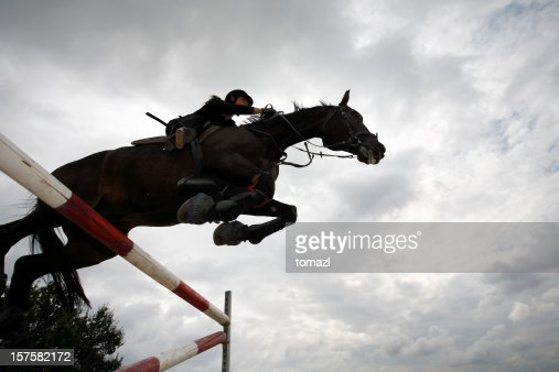 Show Jumping Stock Photos and Pictures | Getty Images