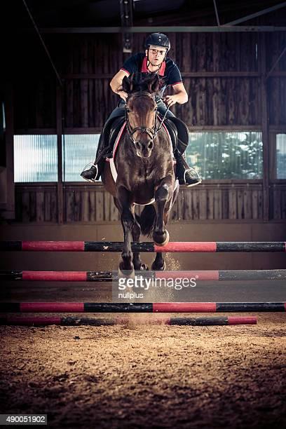 馬ジャンプ