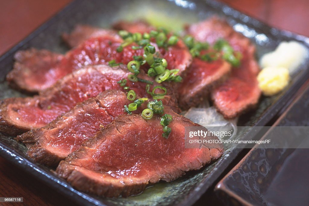 Horse meat : Stock Photo