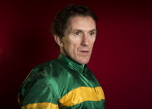 Horse racing jockey Tony McCoy is photographed for the Observer on March 5 2014 in Ascot England