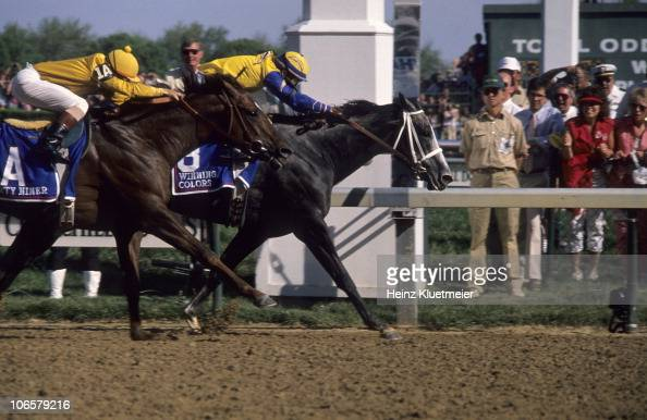 1988 Kentucky Derby Pictures Getty Images