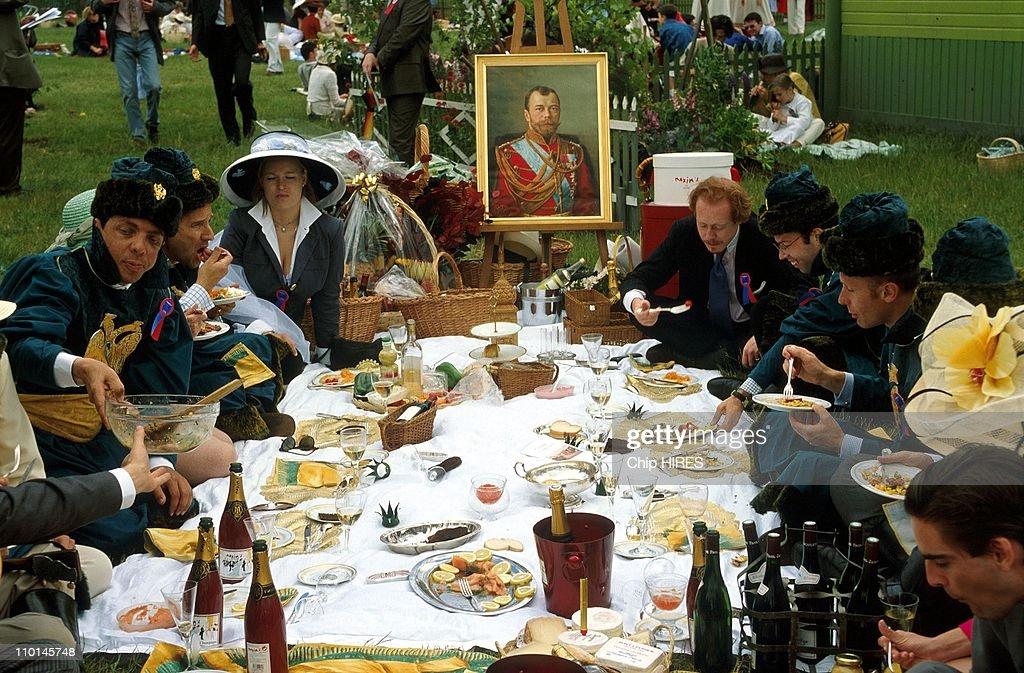 Horse Racing / Prix de Diane in Chantilly France on June 07 1998