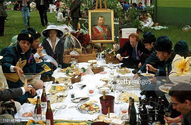 Horse Racing / Prix de Diane in Chantilly France on June 07 1998