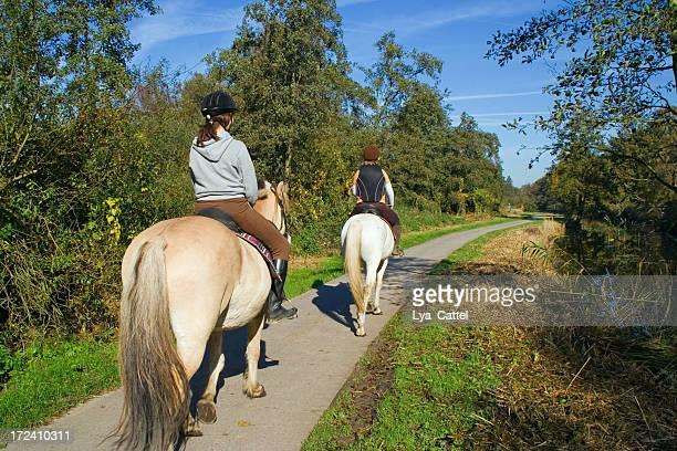 Horse riding # 4