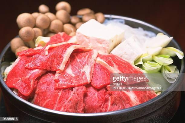 Horsemeat hotpot