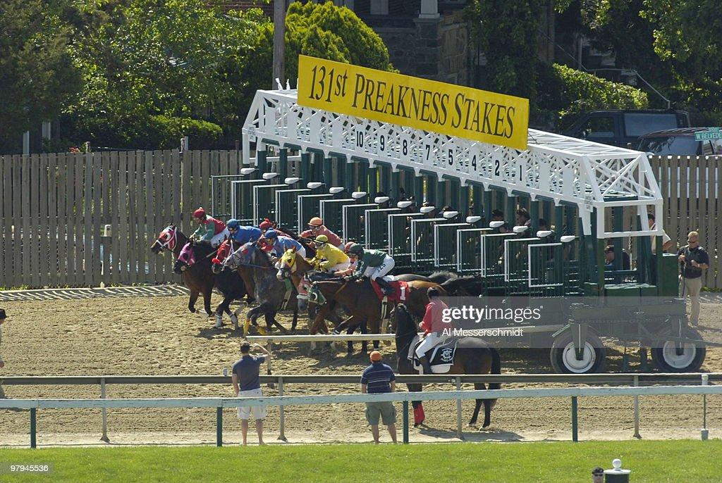 Preakness Race Track
