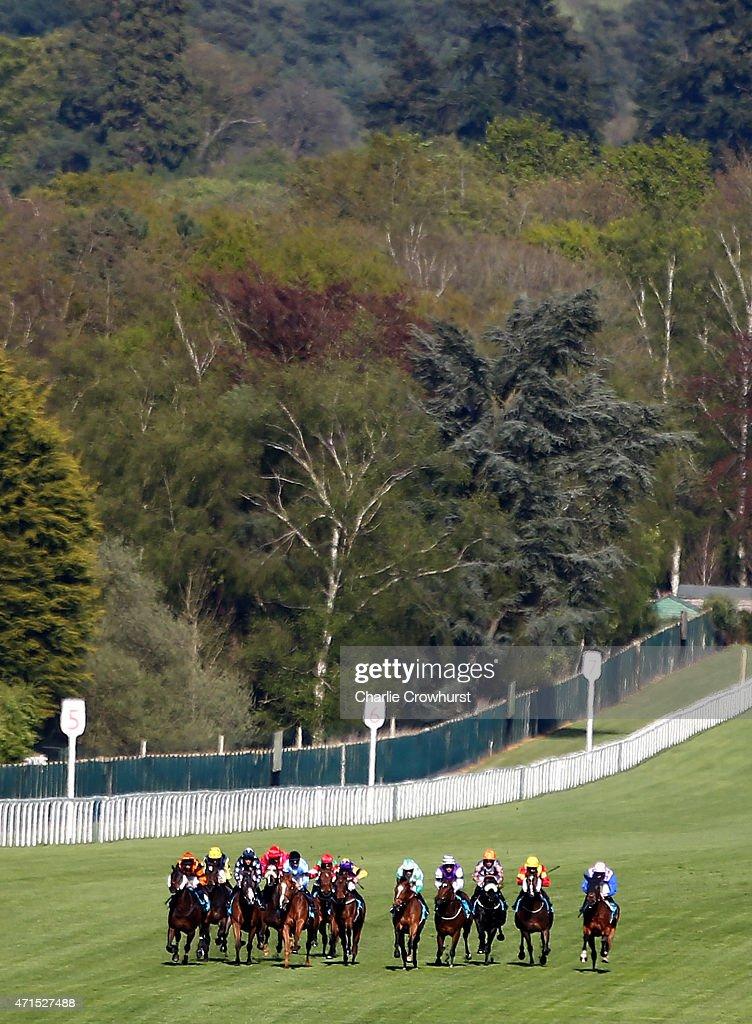 horses running at ascot