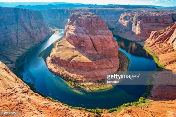 Horseshoe Bend near Page Arizona USA