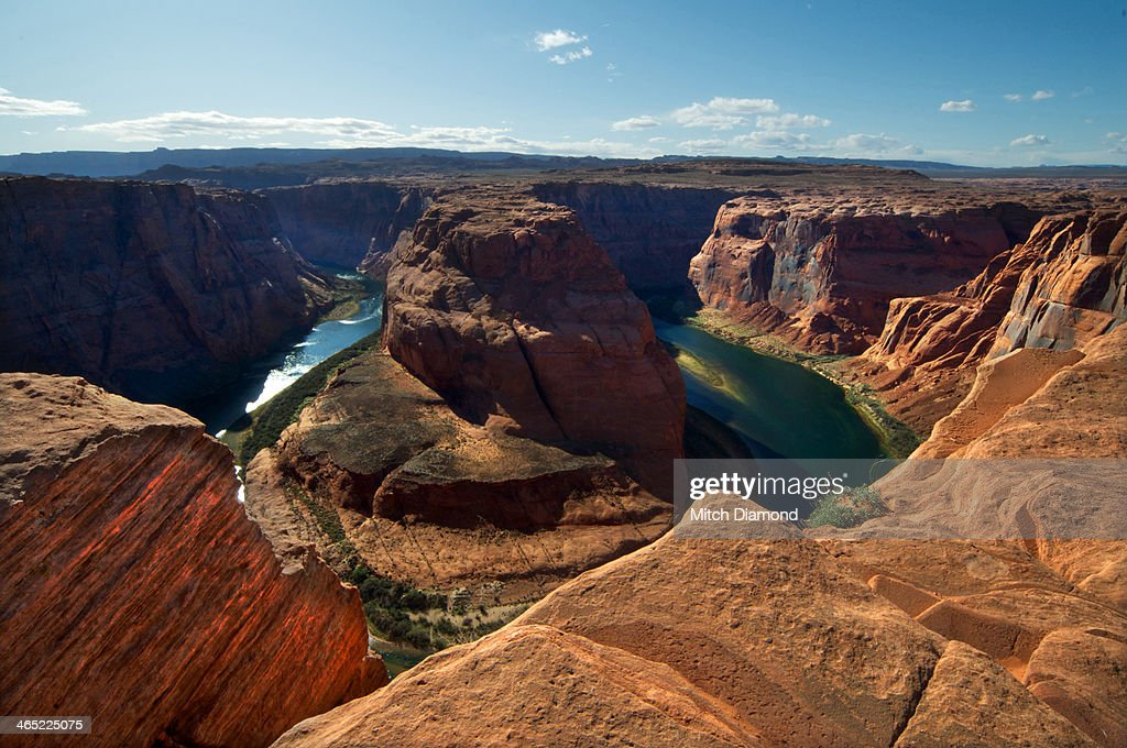 Horseshoe Bend : Stock Photo
