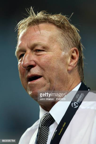 Horst Hrubesch Germany coach
