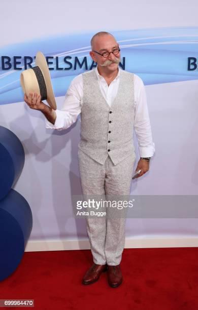 Horst Lichter attends the Bertelsmann Summer Party at Bertelsmann Repraesentanz on June 22 2017 in Berlin Germany