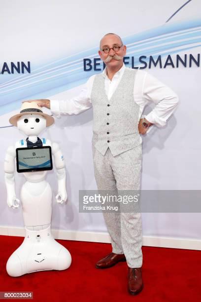 Horst Lichter attends the 'Bertelsmann Summer Party' at Bertelsmann Repraesentanz on June 22 2017 in Berlin Germany