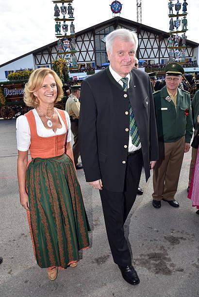 Horst Seehofer Ehefrau