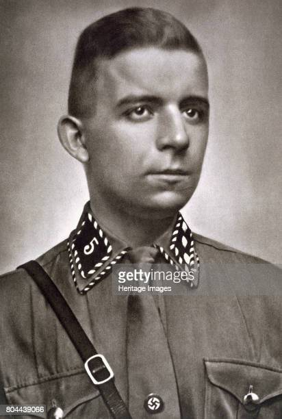 Horst Wessel German Nazi activist c19261930 Wessel joined the Nazi party and the SA in 1926 He was shot by Albrecht Hoehler a communist on 14th...