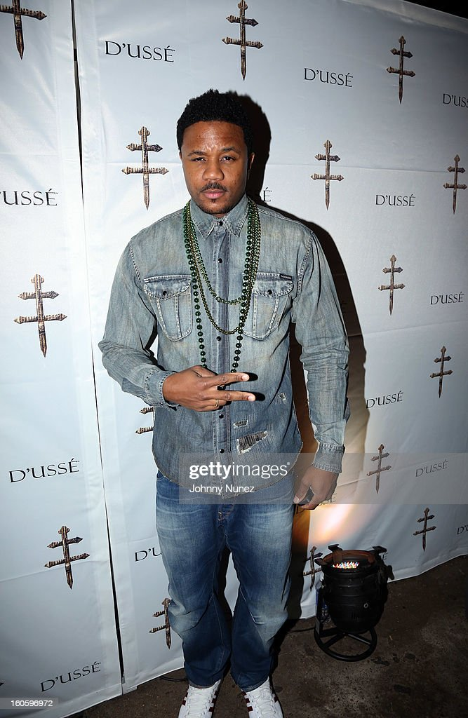 Hosea Chanchez attends the Jay-Z & D'Usse Super Bowl Party at The Republic on February 2, 2013, in New Orleans, Louisiana.