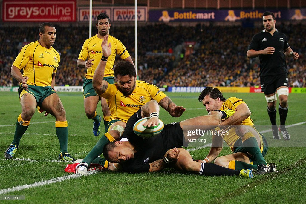 Australia v New Zealand: The Rugby Championship